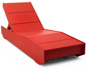 The 405 Chaise from Loll Designs
