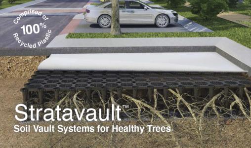 Stratavault Soil Cell System
